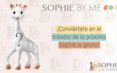 ¡Crea la próxima Sophie la girafe!