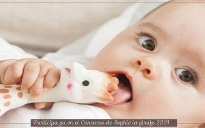 ¡Participa en el Concurso de Sophie la girafe 2021!